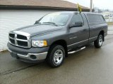 2002 Graphite Metallic Dodge Ram 1500 SLT Regular Cab 4x4 #25537836