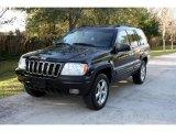 2002 Black Jeep Grand Cherokee Limited 4x4 #25537837