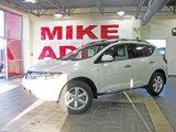 2009 Glacier Pearl Nissan Murano SL #25537851