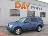 2009 Sport Blue Metallic Ford Escape XLT V6 4WD #25580826