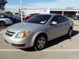 2007 Ultra Silver Metallic Chevrolet Cobalt LT Coupe #25581274