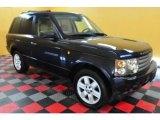 2005 Adriatic Blue Metallic Land Rover Range Rover HSE #25581128