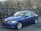2007 Montego Blue Metallic BMW 3 Series 335i Coupe #25580842