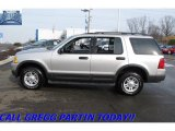 2003 Silver Birch Metallic Ford Explorer XLT 4x4 #25580706