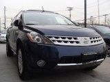 2007 Midnight Blue Pearl Nissan Murano SL AWD #25581308