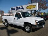 2007 Chevrolet Silverado 1500 Work Truck Regular Cab 4x4