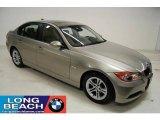 2008 Platinum Bronze Metallic BMW 3 Series 328i Sedan #25581012