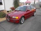 1999 Siena Red Metallic BMW 3 Series 328i Sedan #25580720