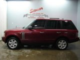 2005 Land Rover Range Rover Alveston Red Mica