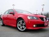 2009 Liquid Red Pontiac G8 Sedan #25580751