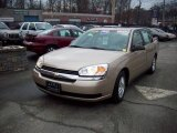 2005 Light Driftwood Metallic Chevrolet Malibu LS V6 Sedan #25581206