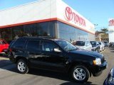 2006 Black Jeep Grand Cherokee Laredo 4x4 #25580924