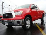 2007 Radiant Red Toyota Tundra SR5 Double Cab #25580933