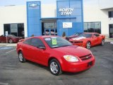 2007 Victory Red Chevrolet Cobalt LS Coupe #25580946