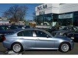2009 Blue Water Metallic BMW 3 Series 328i Sedan #25580797