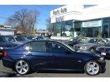 2009 Monaco Blue Metallic BMW 3 Series 335i Sedan #25580798