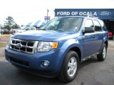 2009 Sport Blue Metallic Ford Escape XLT #25631857