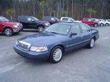 2009 Norsea Blue Metallic Mercury Grand Marquis LS #25632166