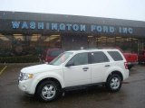2009 White Suede Ford Escape XLT V6 4WD #25632026