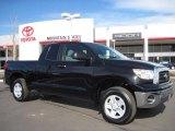 2008 Black Toyota Tundra Double Cab 4x4 #25631717