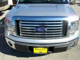 2010 Ingot Silver Metallic Ford F150 XLT SuperCrew #25631870