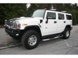 2006 White Hummer H2 SUV #25632035