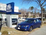 2007 Kinetic Blue Pearl Acura TL 3.5 Type-S #25632064