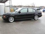 2000 Jet Black BMW 5 Series 528i Sedan #25632077
