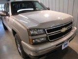 2006 Silver Birch Metallic Chevrolet Silverado 1500 LS Extended Cab 4x4 #25632098