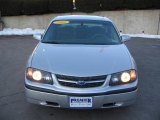 2001 Galaxy Silver Metallic Chevrolet Impala  #2559879