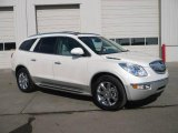 2009 White Opal Buick Enclave CXL AWD #25631769