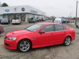 2009 Liquid Red Pontiac G8 Sedan #25632130