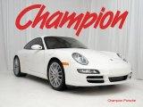 2007 Carrara White Porsche 911 Carrera S Coupe #25631789