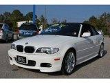 2006 Alpine White BMW 3 Series 330i Convertible #25632269