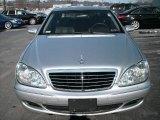 2004 designo Silver Metallic Mercedes-Benz S 500 Sedan #2555449