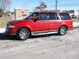 2002 Lincoln Navigator Luxury Data, Info and Specs