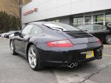 2007 Midnight Blue Metallic Porsche 911 Carrera 4 Coupe #25676093