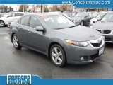 2010 Polished Metal Metallic Acura TSX Sedan #25675900