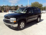 2005 Black Chevrolet Tahoe LS 4x4 #25676130