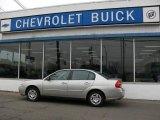 2008 Silverstone Metallic Chevrolet Malibu Classic LS Sedan #25675964