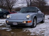 Polar Silver Metallic Porsche 911 in 1993