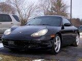 1999 Black Metallic Porsche 911 Carrera 4 Coupe #25676065