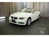 2009 Alpine White BMW 3 Series 335i Convertible #25698178