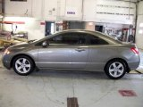 2006 Galaxy Gray Metallic Honda Civic EX Coupe #25698253