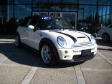2007 Pepper White Mini Cooper S Convertible #25698367