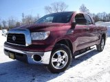 2007 Salsa Red Pearl Toyota Tundra SR5 Double Cab #2556624