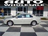 2008 Light Sage Metallic Ford Fusion SE #25710015