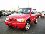2002 Kia Sportage Classic Red