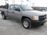 2007 Chevrolet Silverado 1500 Extended Cab Data, Info and Specs