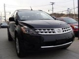 2006 Super Black Nissan Murano S AWD #25710219